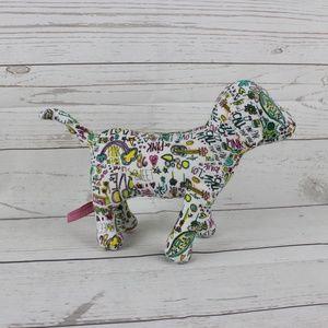 Victoria's Secret PINK Graffiti Dog